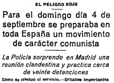 La Época. 2/9/1932. Fuente: BNE