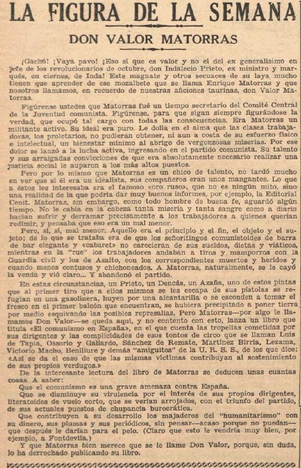 Gracia y justicia, 29-06-1935