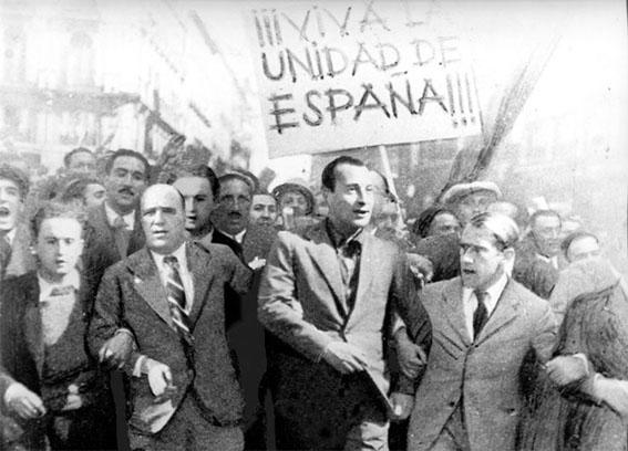 manifestación octubre 1934 2
